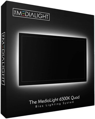 MediaLight Quad 6500K Bias Lighting System