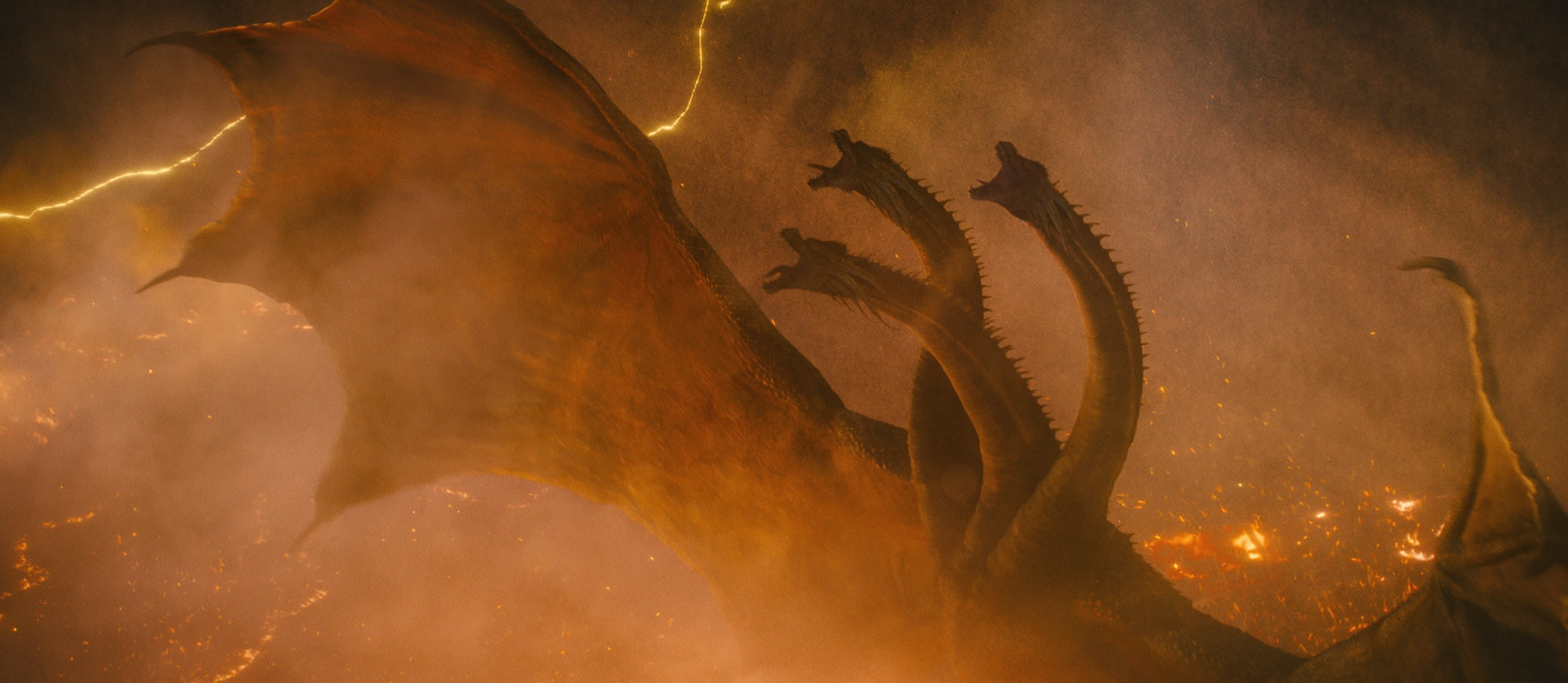 godzilla king of the monsters reviewGhidorah