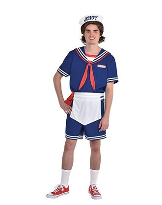 Party City Steve Scoops Ahoy Halloween Costume for Men