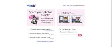 flickr 2004