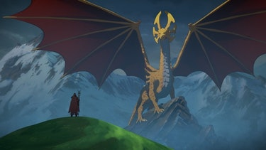 dragon prince season 3 review
