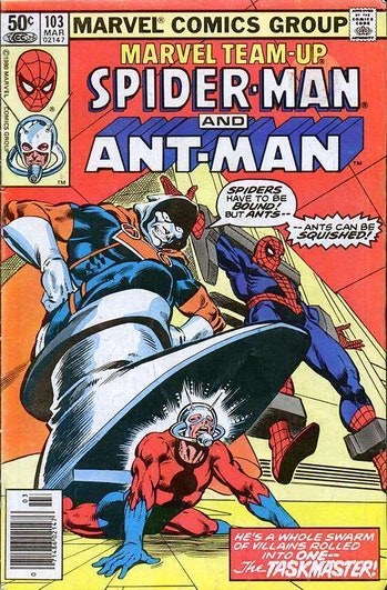 Spider-Man Ant-Man Phase Four