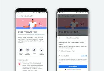 Preventative Health, public health, facebook