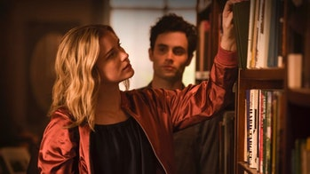 netflix you season 1 lifetime penn badgley joe elizabeth lail beck