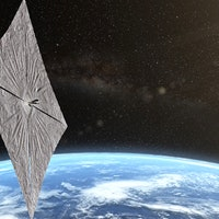 LightSail 2 Successfully Soars Through Space, Propelled Only by Sunlight