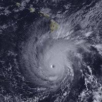 Maps of Hawaii's Hurricane Lane Show How Close It Will Come to Kilauea