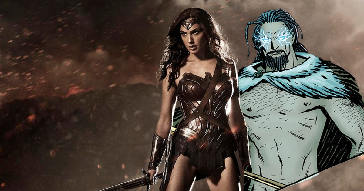 Chris Pine Reveals Who Wonder Woman's Father Is