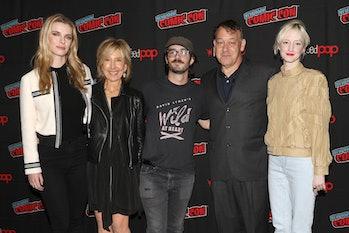 The Grudge 2020 New York Comic Con