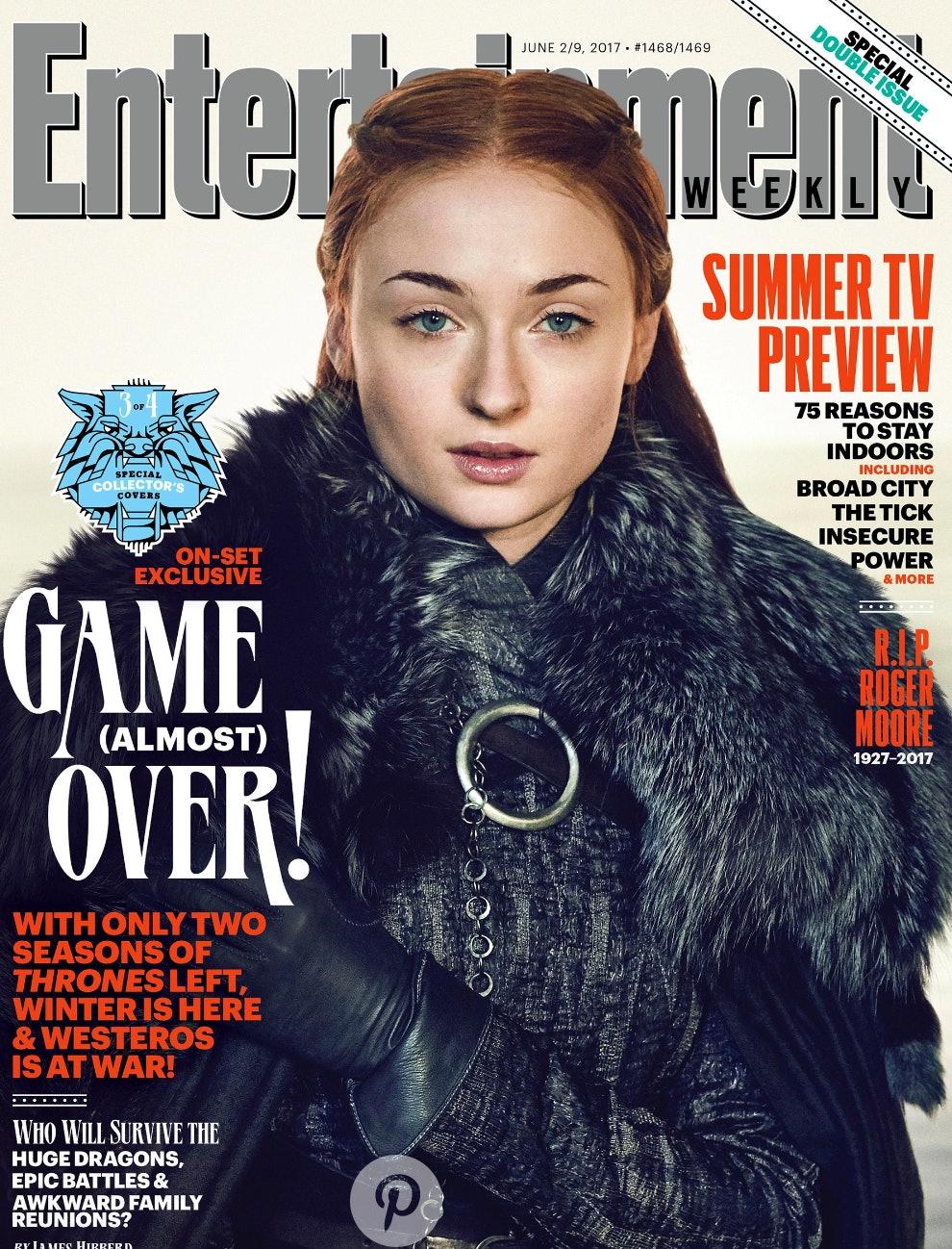 Sansa Stark in 'Game of Thrones' Season 7