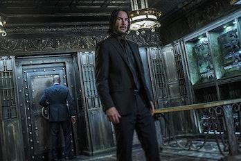 Keanu Reeves in 'John Wick 3 - Parabellum'