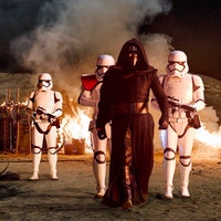 Kylo Ren Isn't Allowed to Say Ben Solo in Front of Snoke in 'Star Wars'