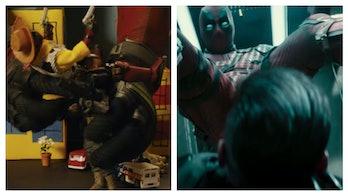 Deadpool Crotch