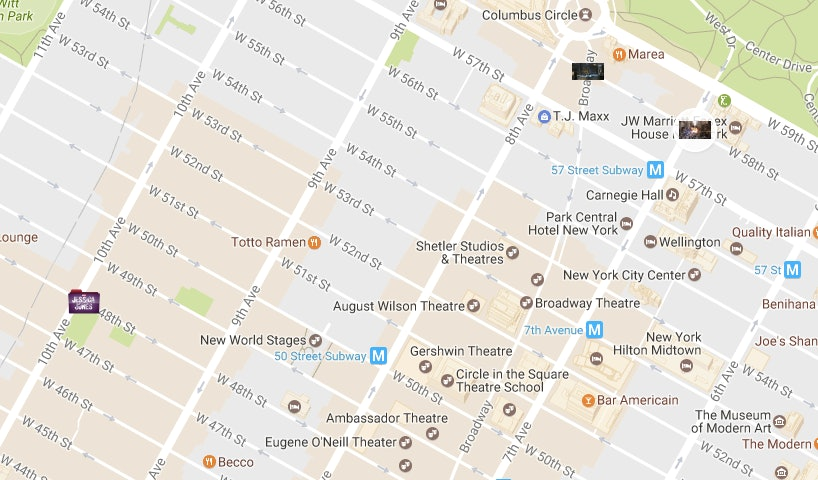 Mapping Marvel's locations proves Jessica Jones's apartment is super close to the spot Loki charged in with the Chitauri in 'Avengers'