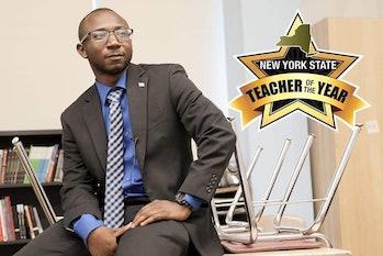 teacher, Alhassan Susso