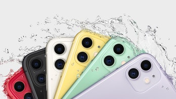 The new iPhone 11 offers waterproofing.