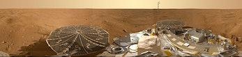 Phoenix Mars NASA