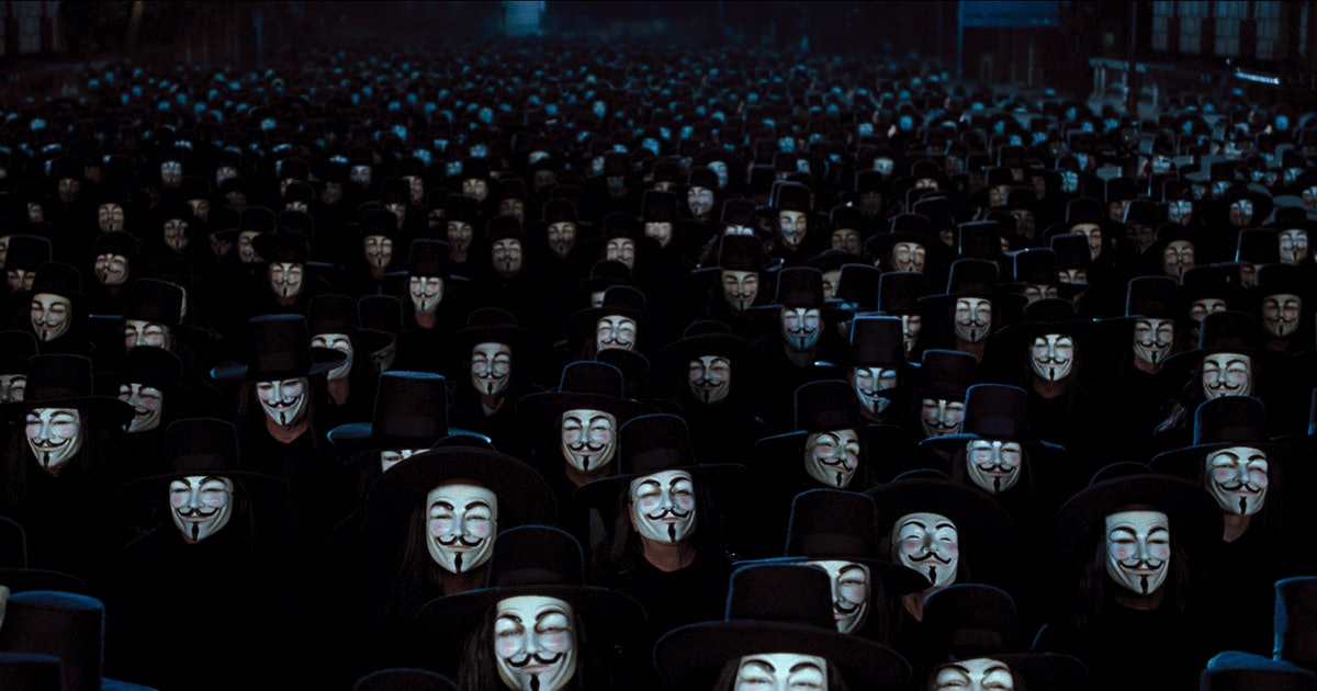 10 Years Later, 'V For Vendetta' Is One of the Millennium's Most Influential Action Films