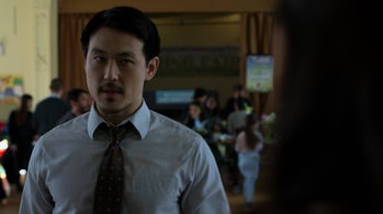 Iron Fist Blindspot Samuel Chung