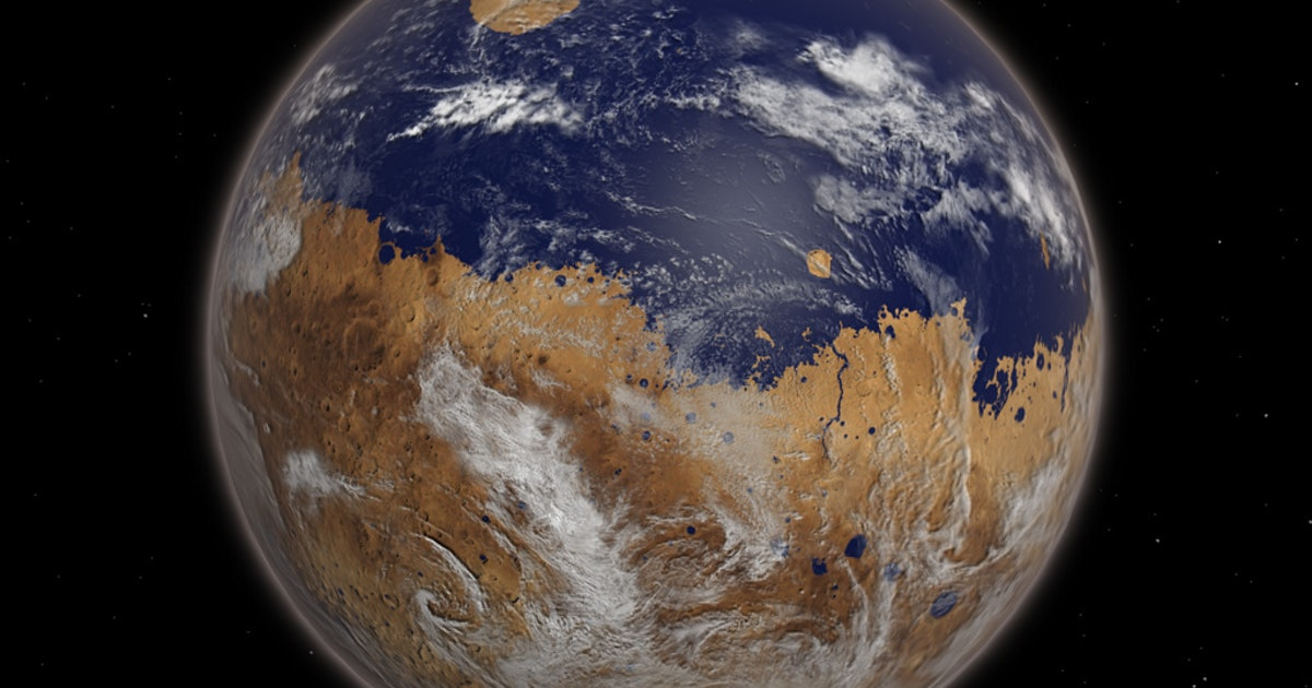 NASA Scientist: We Found Life on Mars 43 Years Ago