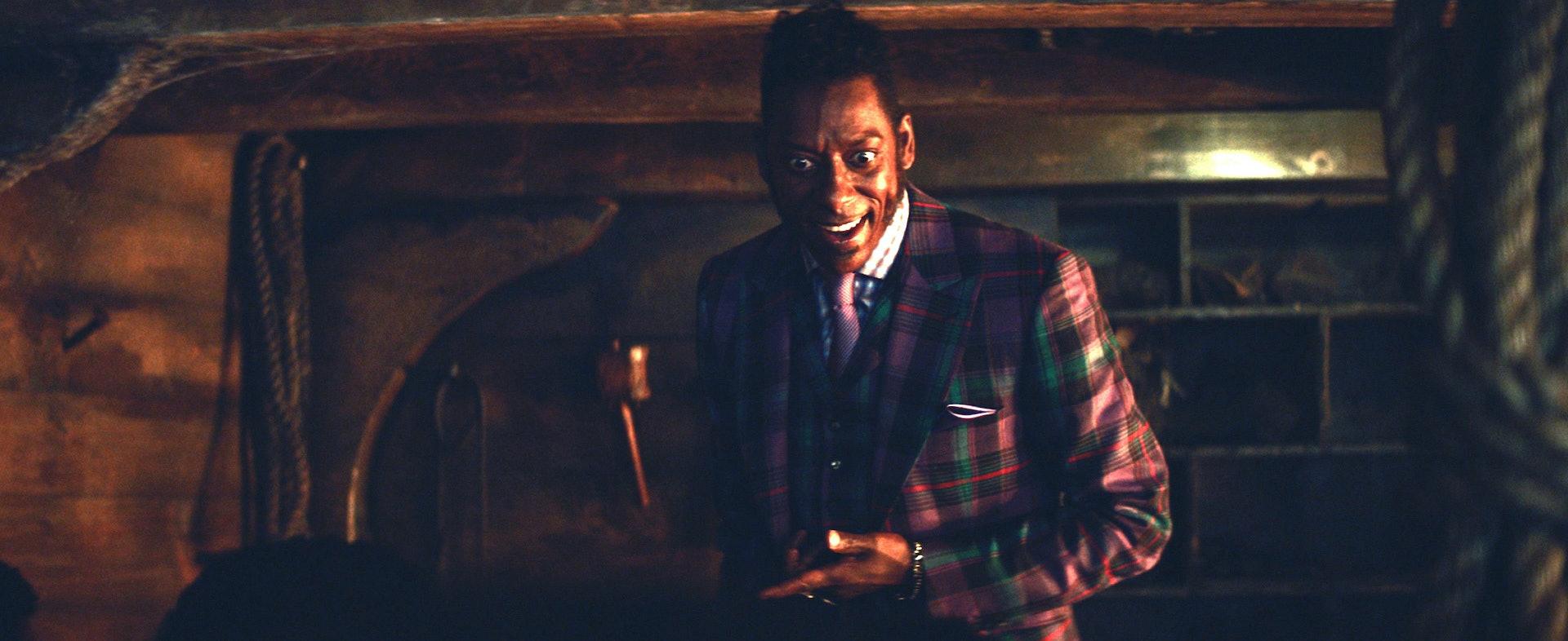 Orlando Jones as Anansi or Mr. Nancy in 'American Gods'