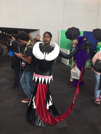 nycc 2018 cosplay venom