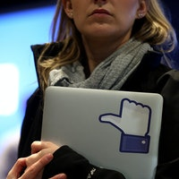 """Facebook Shareholder: Fake News Fight is """"Too Little and Too Late"""""""