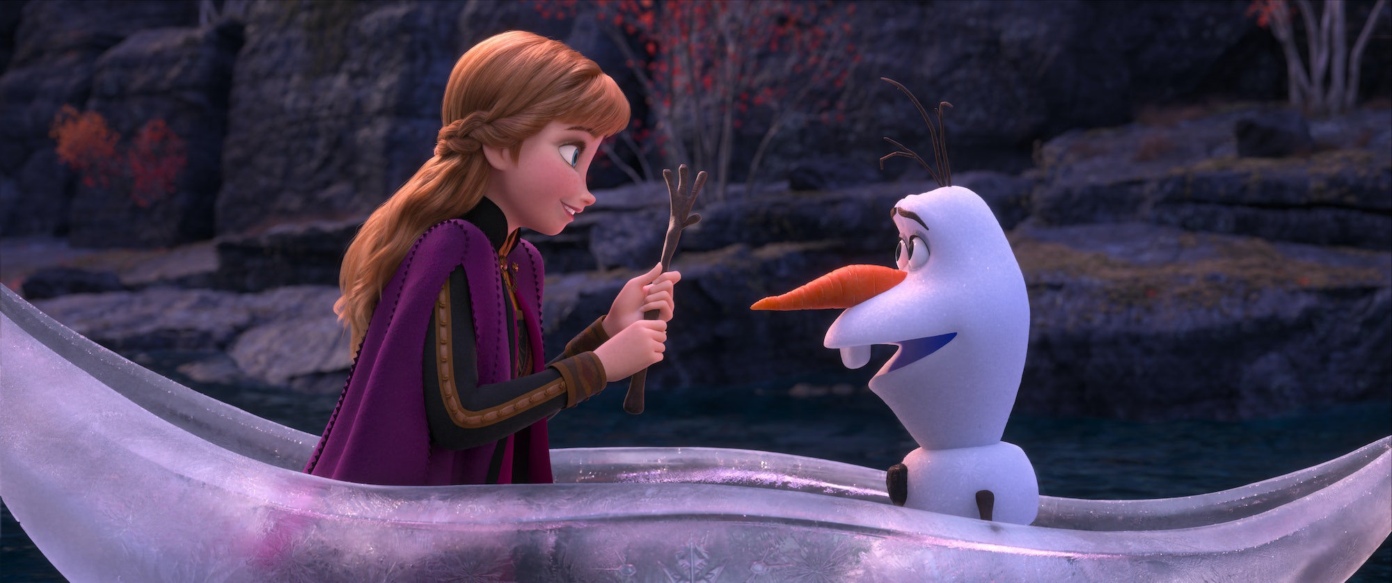 Frozen 2 Post Credits Olaf