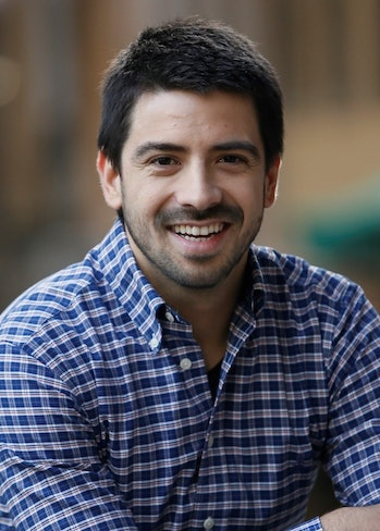 Rifat Oguz, CEO of Sinemia.