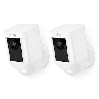 Ring Spotlight Cam HD Security Camera