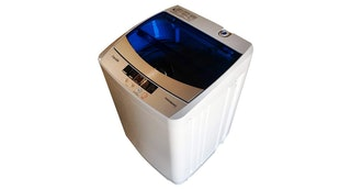 Panda PAN56MGW2 Compact Portable Washing Machine, 1.6cu.ft/11lbs Capacity