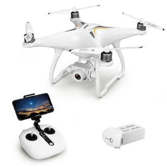 JJRC X6 Aircus 5G WIFI Dual GPS RC Drone