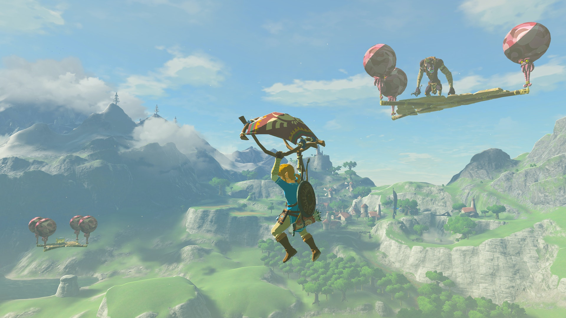The Legend of Zelda Breath of the Wild Master Mode E3 2017 DLC The Master Trials