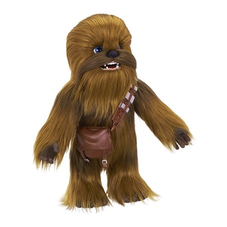 Star Wars Ultimate Co-pilot Chewie Interactive Plush Toy
