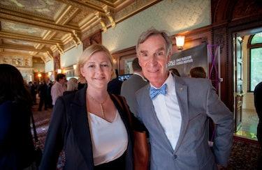 Shaughnessy Naughton Bill Nye