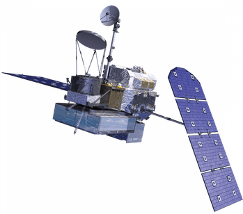 Global Precipitation Measurement satellite