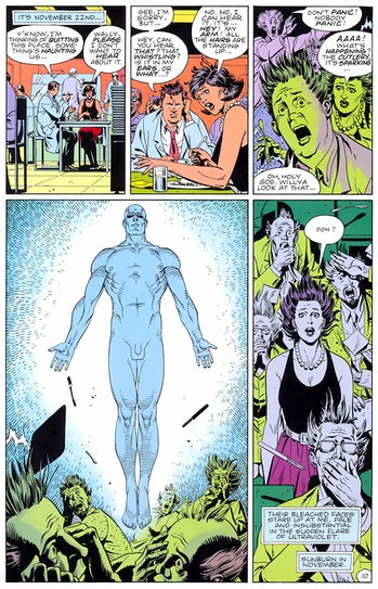 Doctor Manhattan Watchmen