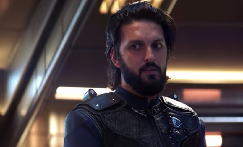 Shazad Latif as Tyler/Voq