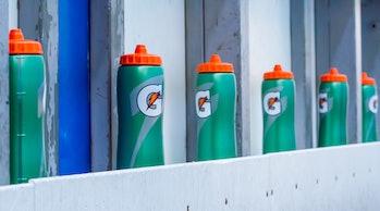 sports drinks gatorade