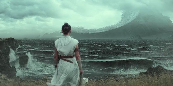 The Death Star (maybe) in 'The Rise of Skywalker'