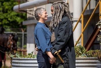 Carol and Ezekiel