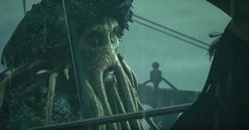 'Kingdom Hearts III' Davy Jones