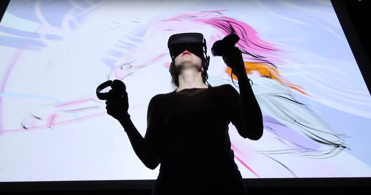 Sundance Oculus VR Films 'Miyubi' and 'Dear Angelica' Impress