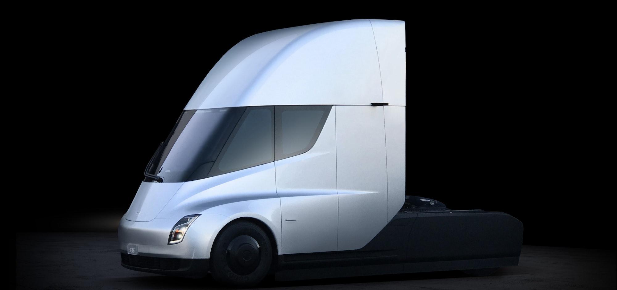 Tesla Semi.