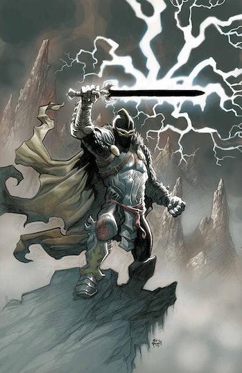 Black Knight Marvel