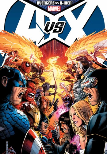 Disney Fox X-Men MCU Avengers