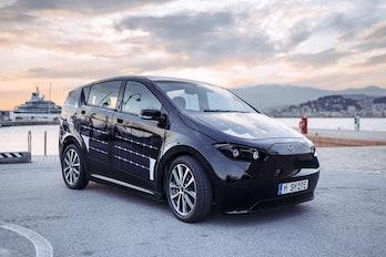 Sono Motors Sion Solar Powered Car