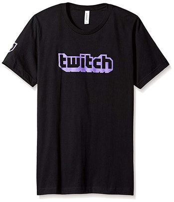 Twitch Logo Men's Tee