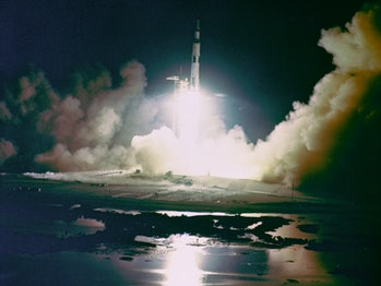 NASA Saturn V Apollo 12