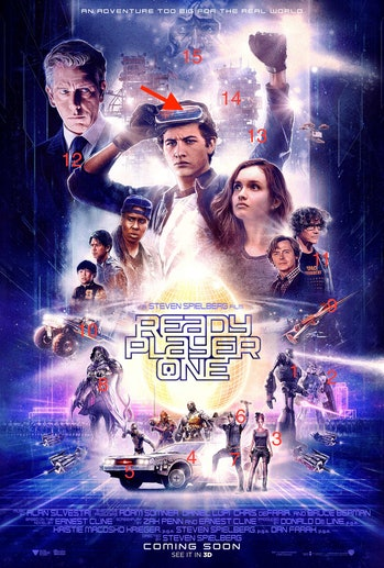 You aren't ready for 'Ready Player One'