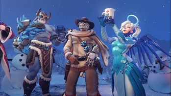 overwatch winter wonderland 2019 leak